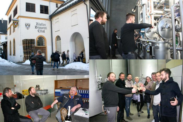Klosterbrauerei Ettal visita