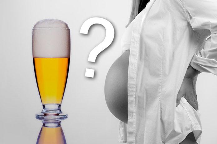 Birra e gravidanza
