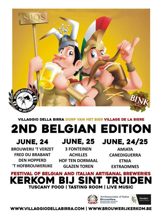 Villaggiodella birra Belgian Edition