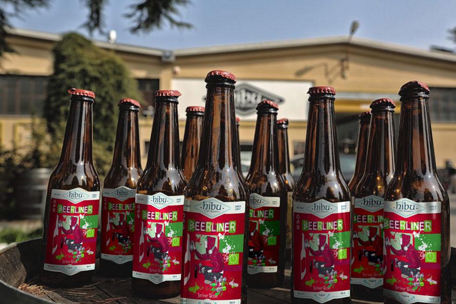 """""""Beerliner"""", quarta fugace di casa Hibu, imbottigliata fra luglio e agosto"""