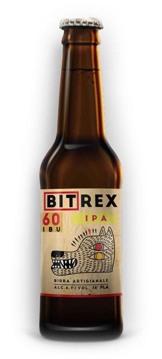 Bitrex birra artigianale in bottiglia