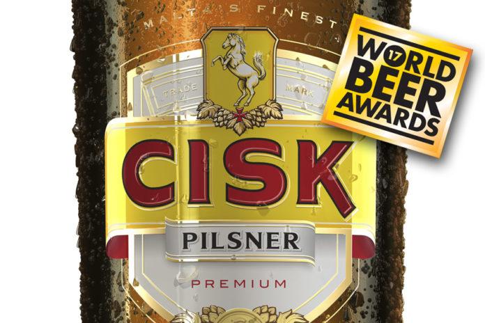 Cisk Pilsner