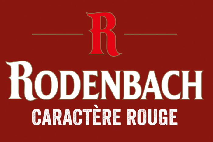 Rodenbach Caractere Rouge logo