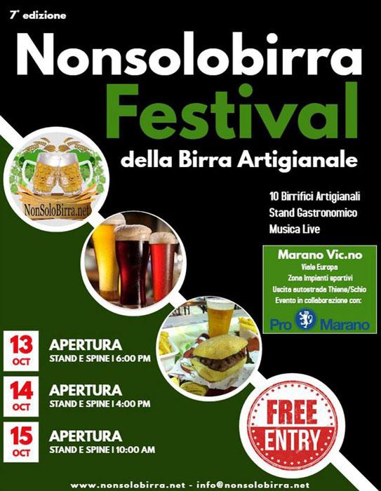 Nonsolobirra Festival Birre Artigianali 2017 locandina