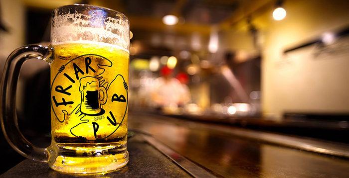 friar pub