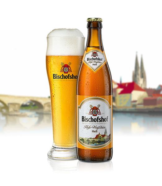 Bischofshof-Unser-Bier-Hefe-Weissbier-Hell
