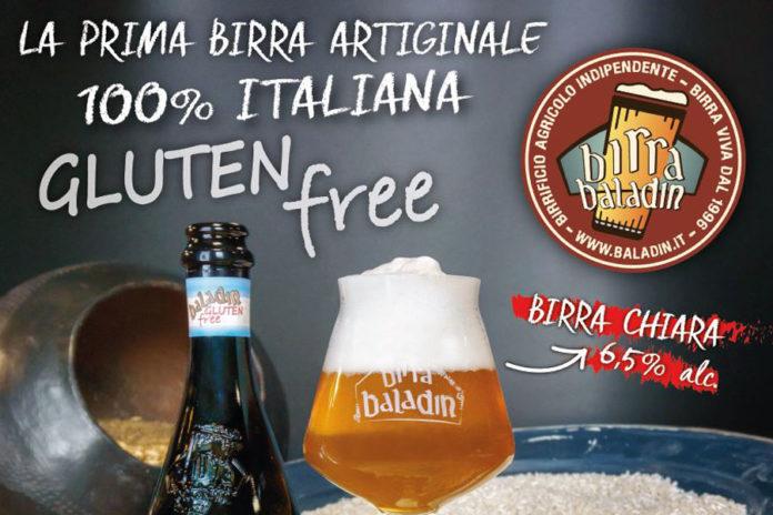 Birra Baladin gluten free