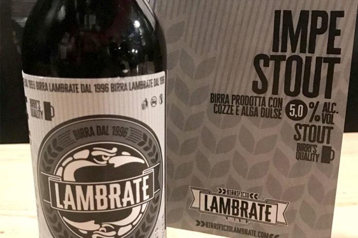 IMPESTOUT Birrificio Lambrate