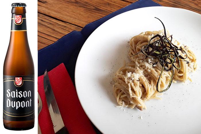 spaghetti saison