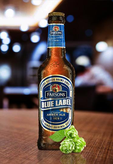 Cisk Blue Label