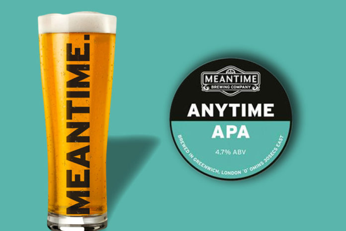 MEANTIME ANYTIME