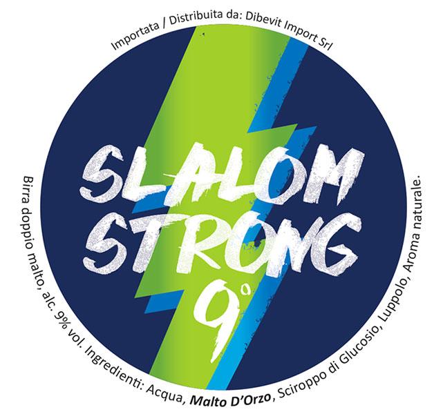 Etichetta Slalom