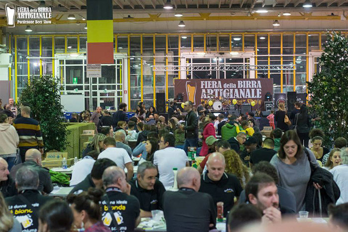 pordenone beer show 2018 folla