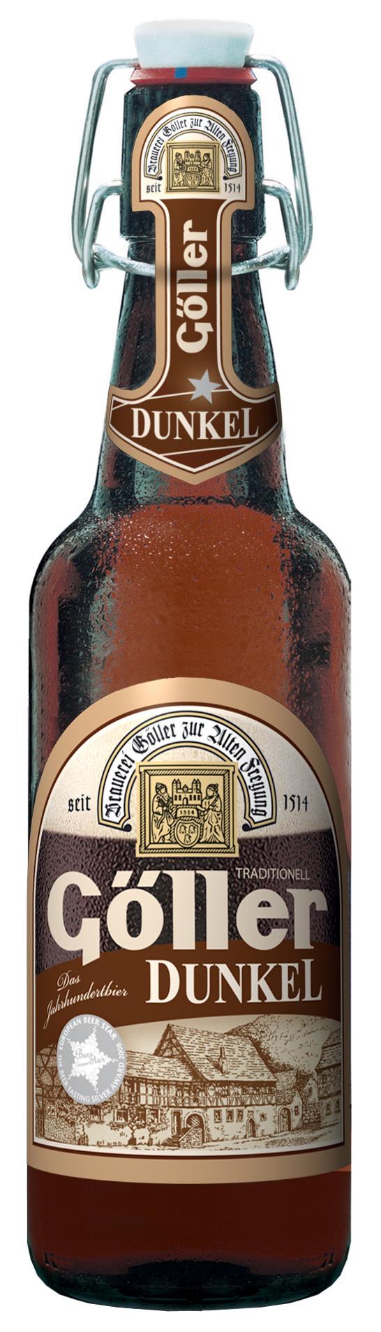 Dunkel Brauerei Göller
