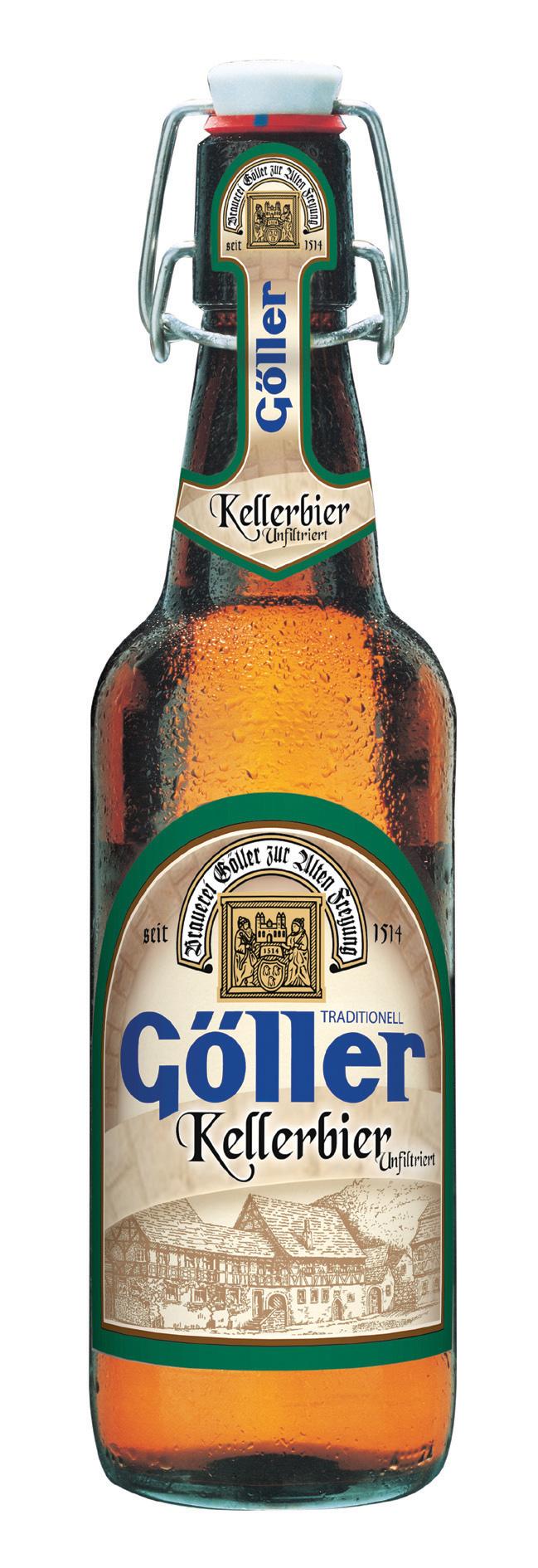 Kellerbier Brauerei Göller