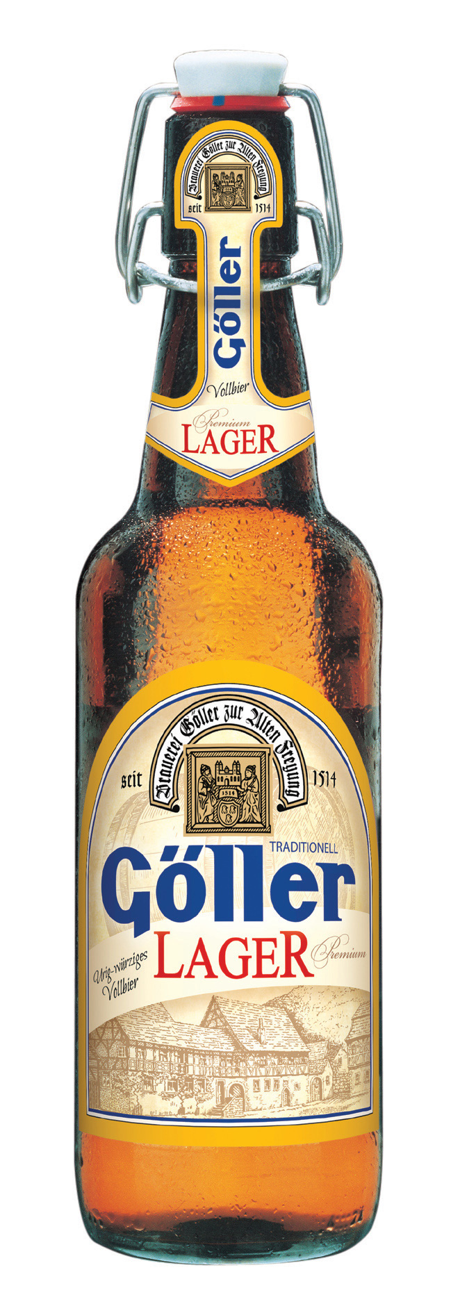 Lager Brauerei Göller