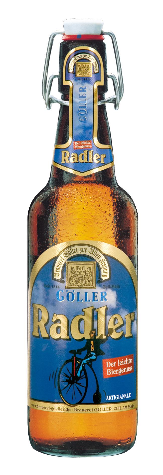Radler Brauerei Göller