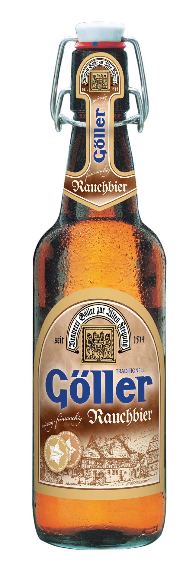 Rauchbier Brauerei Göller