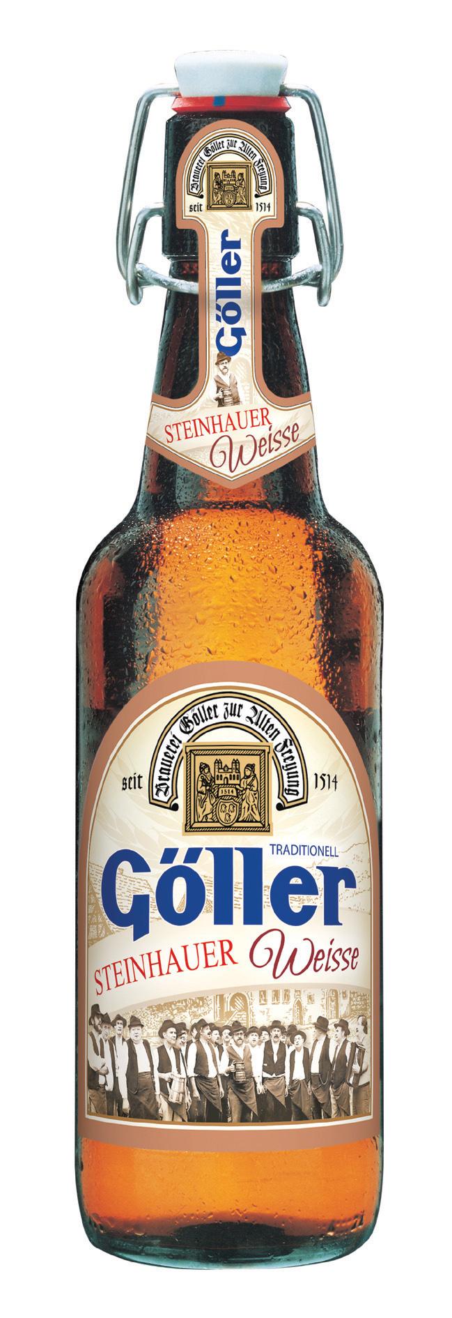 Steinhauer Brauerei Göller