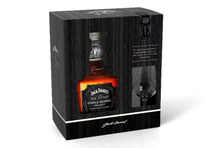 jack daniel's single barrel natale