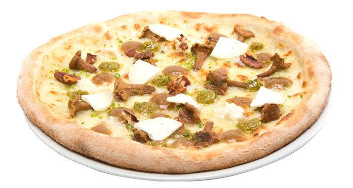 pizze demetra stagione finferli