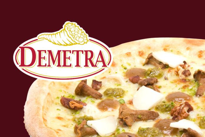 pizze stagione demetra