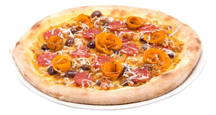 pizze stagione demetra salamino
