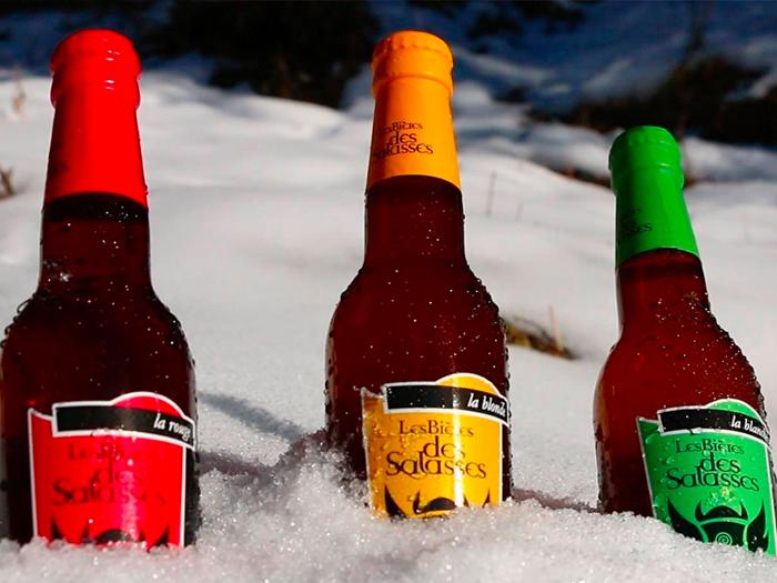 Bières des Salasses