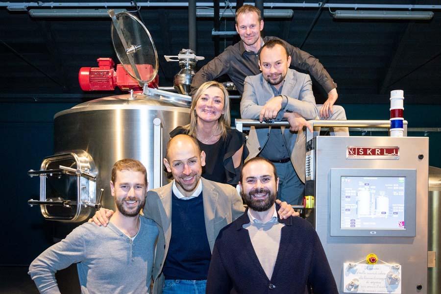 Birrificio Agricolo Forum Iulii_team