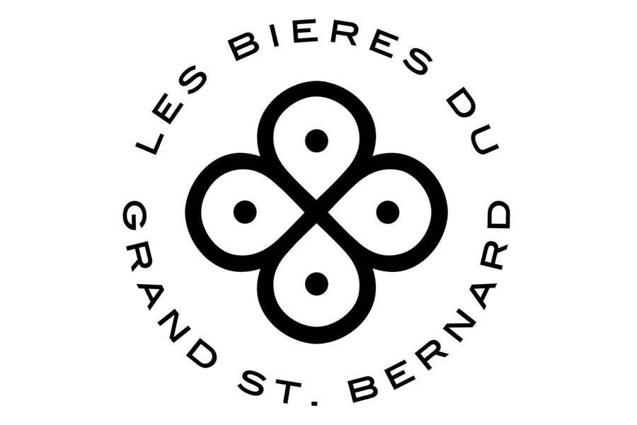 LES BIÈRES DU GRAND ST. BERNARD_logo