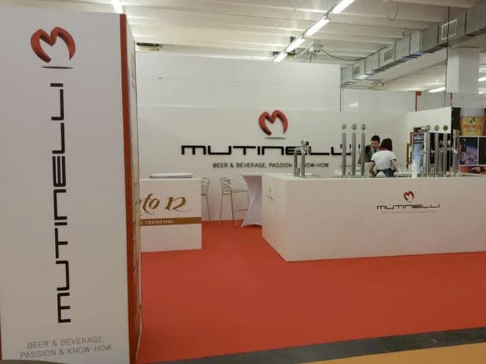 Mutinelli-stand