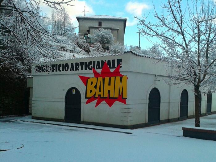 bahm birrificio