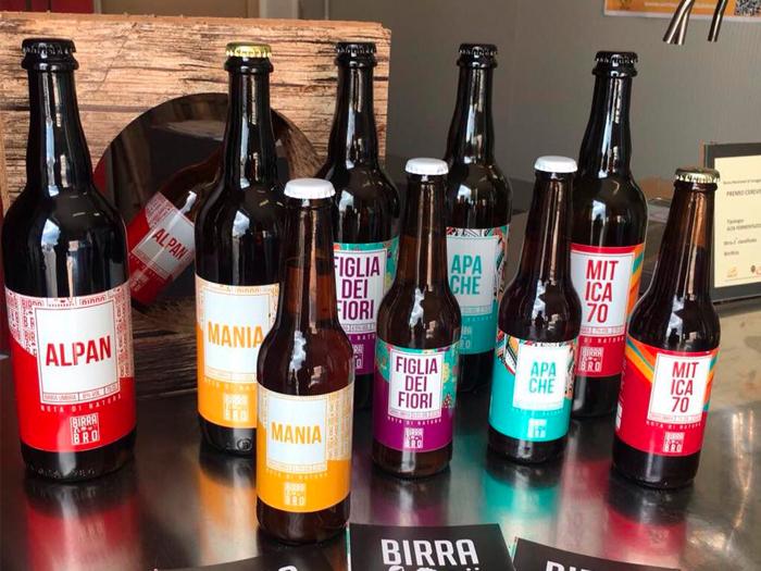 bottiglie birra bro