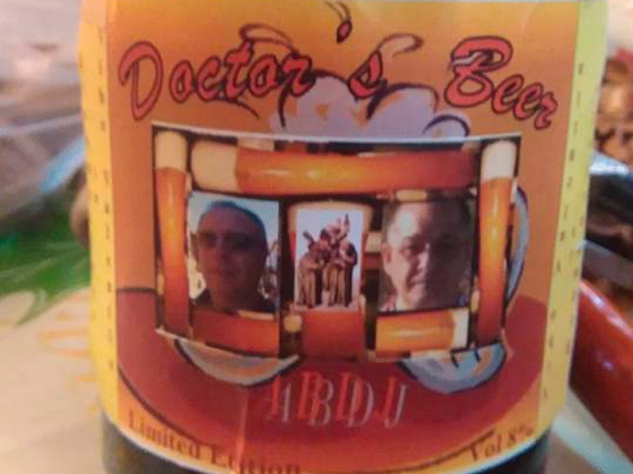doctor's beer
