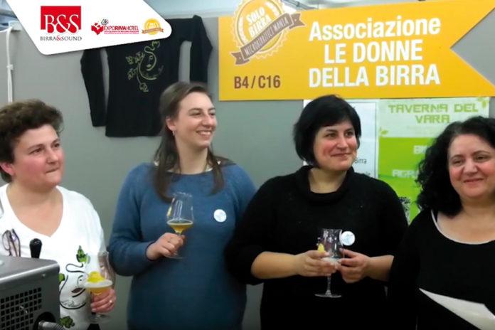 donne birra expo riva