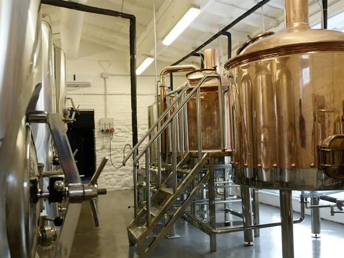 impianto birra campana d'oro