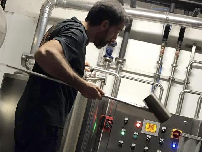 impianto birrificio finalese