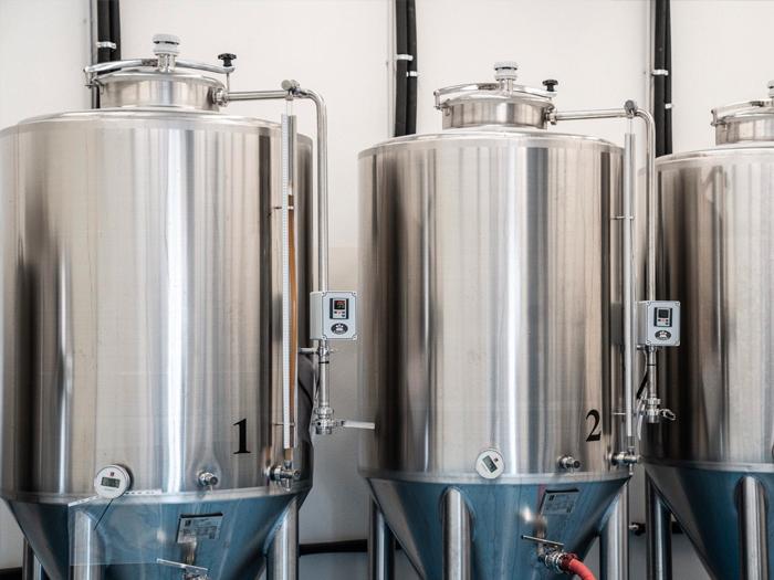 impianto birrificio nanumoru