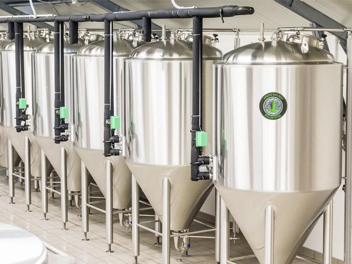 impianto zanza brew