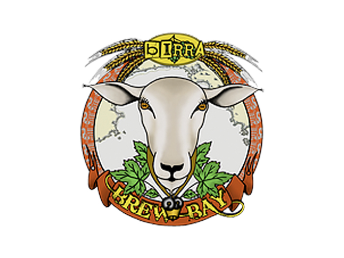 logo BREW BAY BEER
