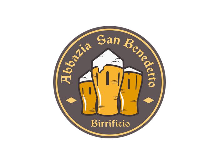 logo birra abbazia benedetto