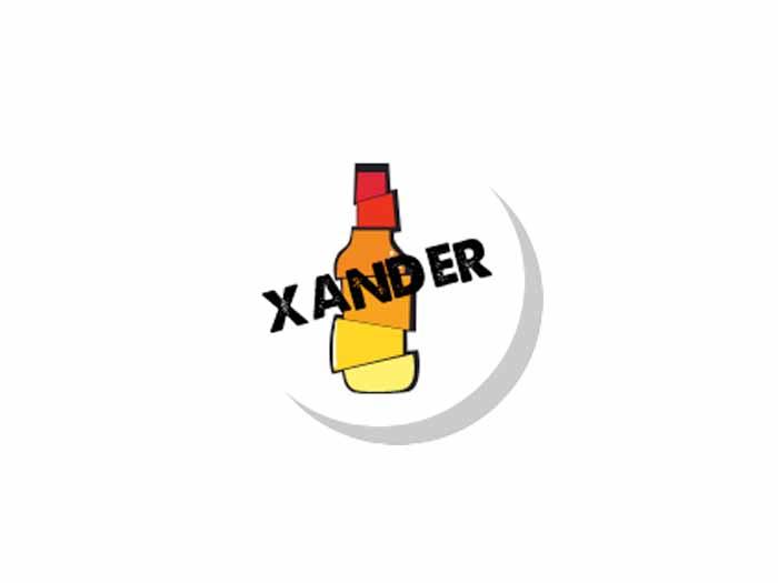 logo birra xander