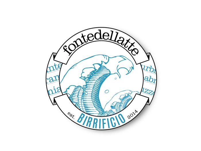 logo birrificio fontedellate