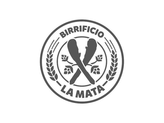 logo birrificio la mata