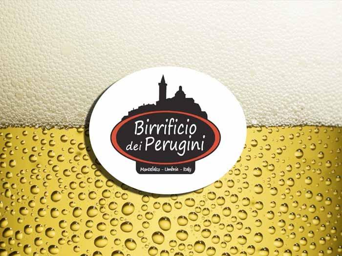 logo birrificio perugini