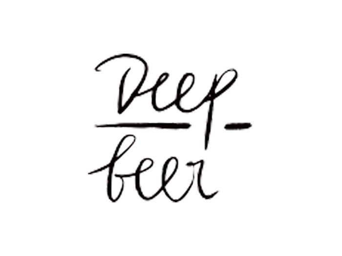 logo deep beer