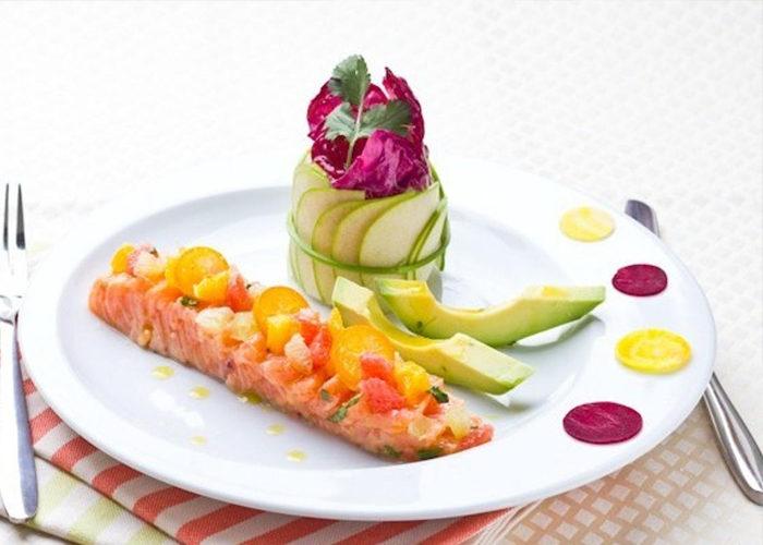 salmone cucina agrumi