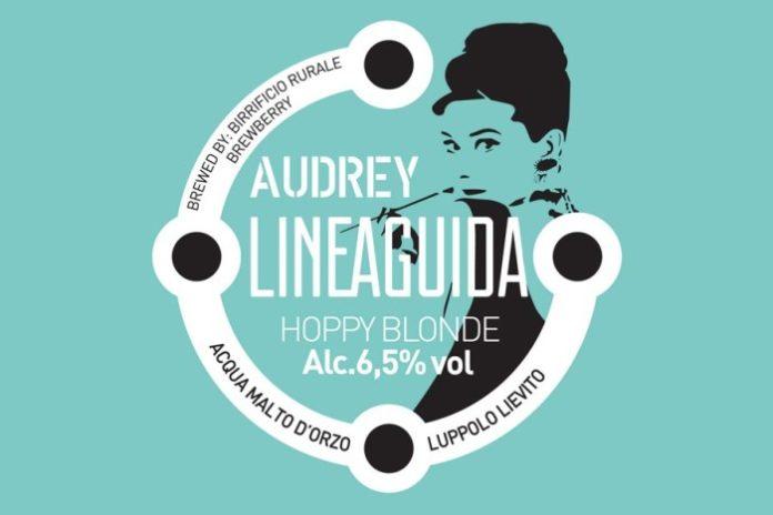 LINEAGUIDA Audrey