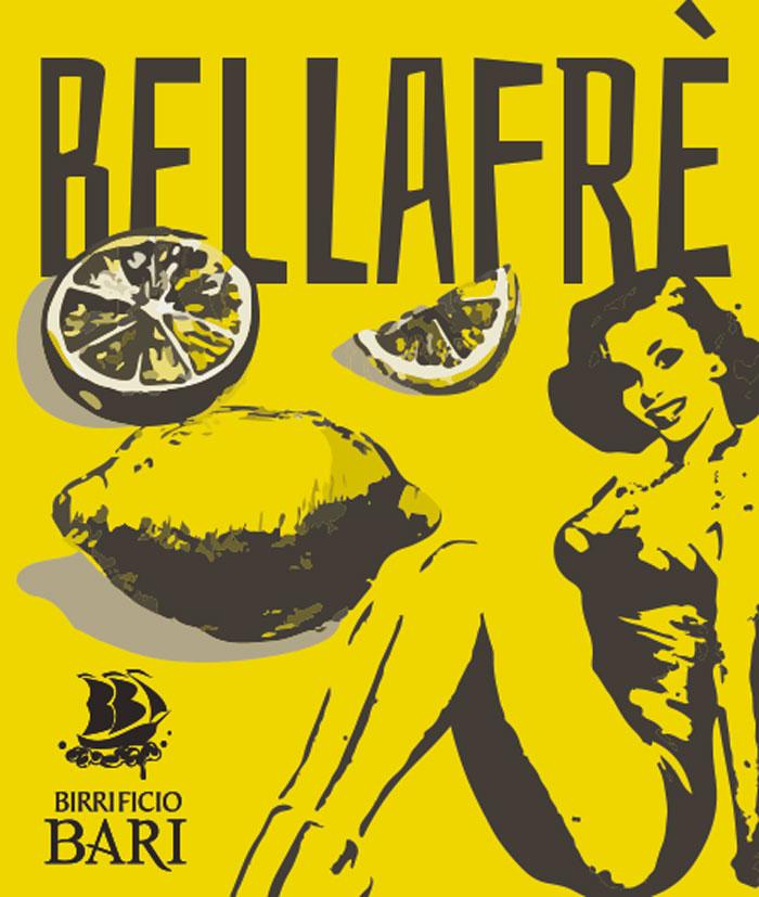 Bellafré birrificio Bari