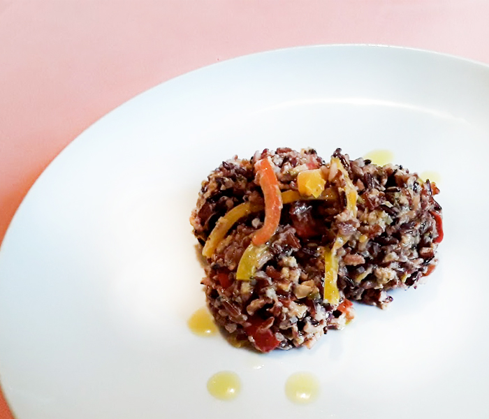 risotto b four